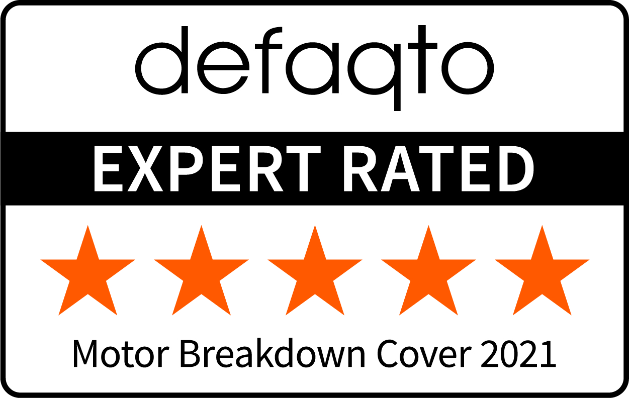 defacto expert rated - 5 star  Motor Breakdown Cover