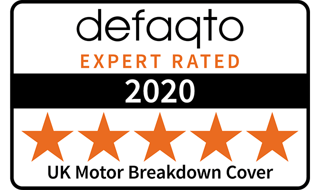defacto expert rated - 5 star 2020 Motor Breakdown Cover