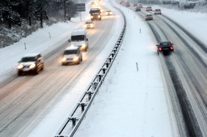 Why drivers should take a break this winter